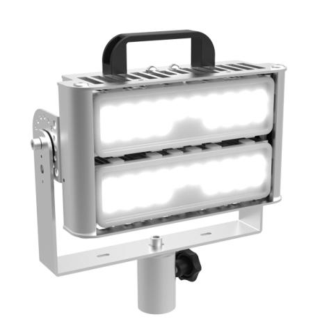 LED-Flutlichtscheinwerfer Aldebaran Raptor RP2000 FIRE