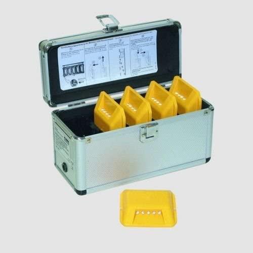Mobiles LED-Leitsystem (Pannenleitset)