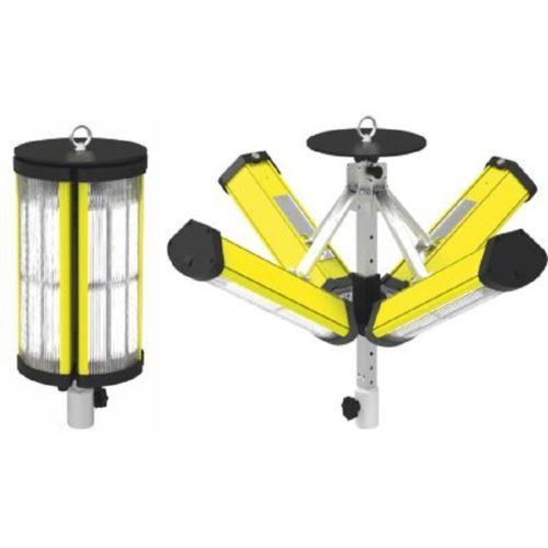 Mobile Grossflächenbeleuchtung Aldebaran Flex LED 600 Comp.