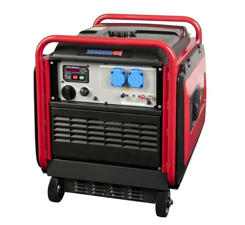Inverter-Stromerzeuger ESE3500T Silent