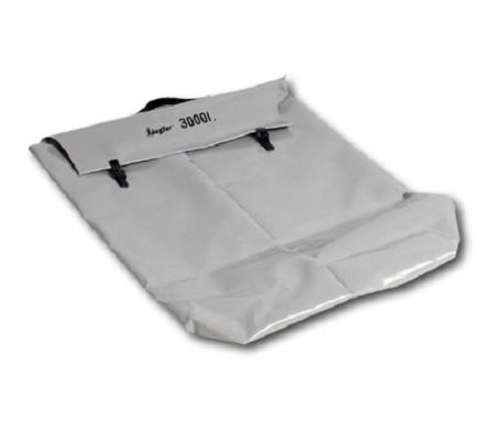 Packsack zu Ausgleichsbehälter