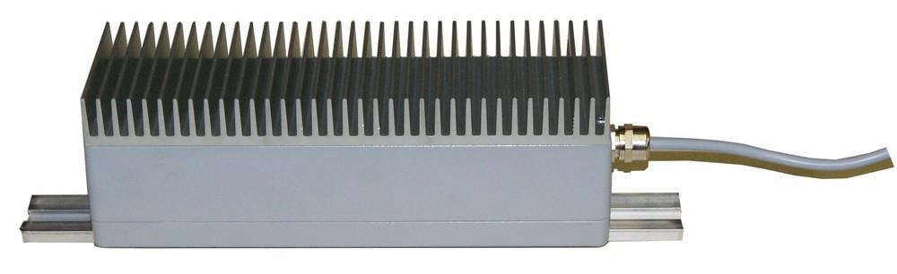 Wasserlöschposten-Kastenheizung mit integriertem Thermostat