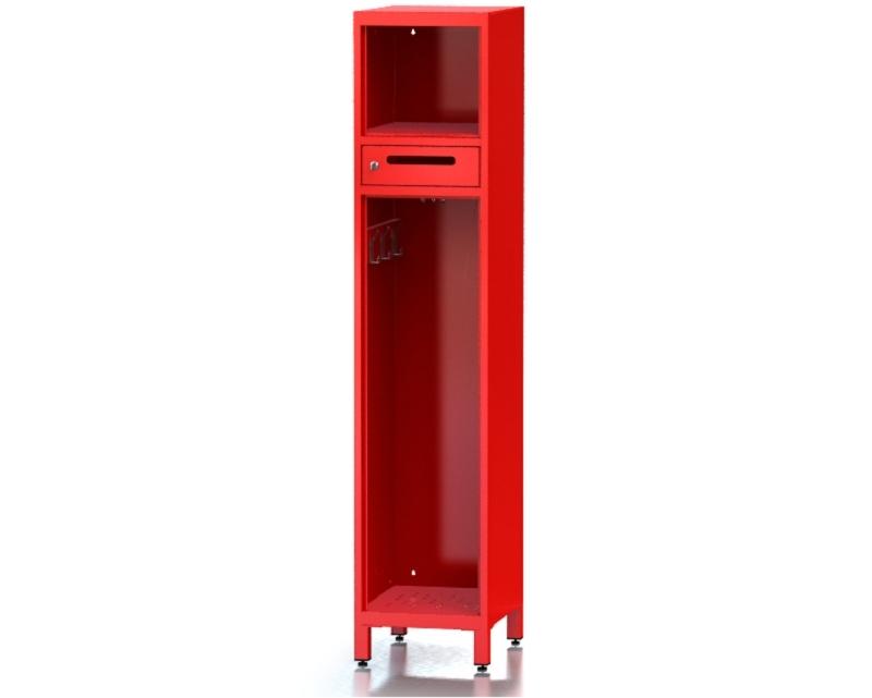 Garderobenschrank OPTIMAL – Typ 2