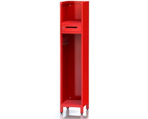 Garderobenschrank OPTIMAL - Typ 4