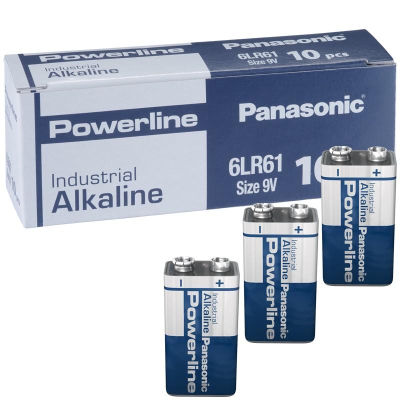 """Batterie E """"Block"""", 9 Volt"""