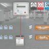 Kombi-Gasmessfühler BUS CO und NO2 - GMF-K-FOPPA