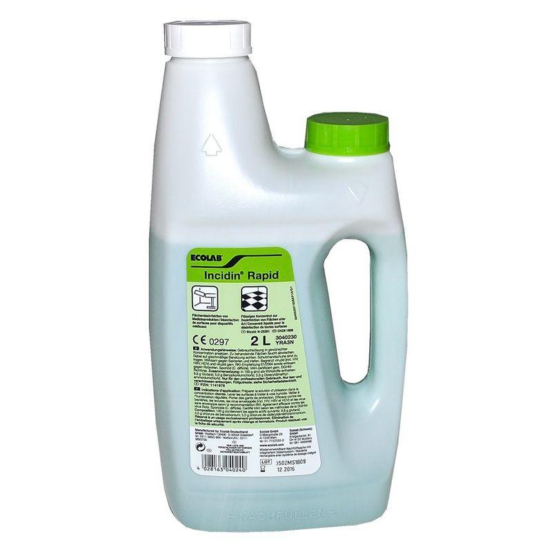 Incidin® Rapid 1.5 Prozent  2 Liter