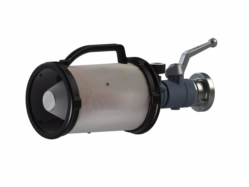 AWG Mittelschaumrohr Typ M2, 200 l/min.