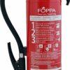 Pulverlöscher FOPPA P9A - P9A