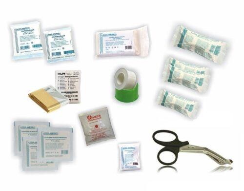 """Modul """"Wundversorgung"""" Small zu Notfallrucksack AEROcase®"""