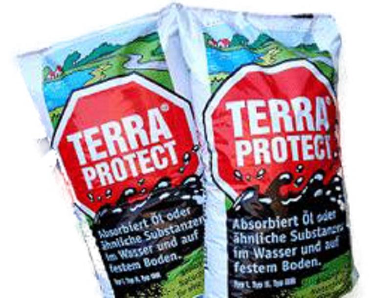 Ölbindemittel Terra Protect 7 kg Sack