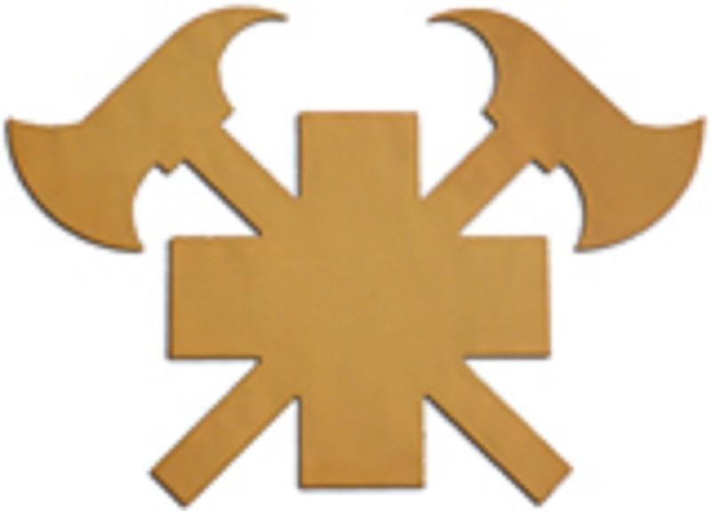 Feuerwehr-Emblem