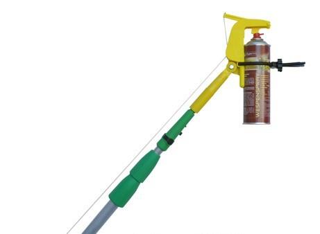 Teleskopstange für Wespen-Spray als Ersatz