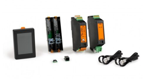 Basis-/Erweiterungsset mit Touch Panel zu CPS-M als Ersatz - CM-PSM-MS-TP-BTM-TCSU-CC