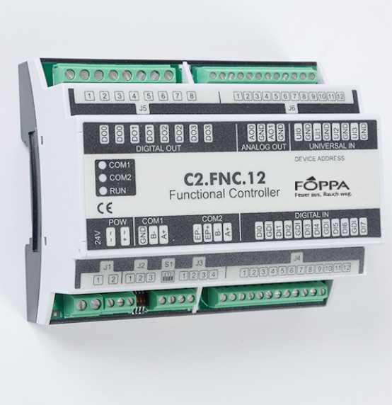 Funktionscontroller FNC12