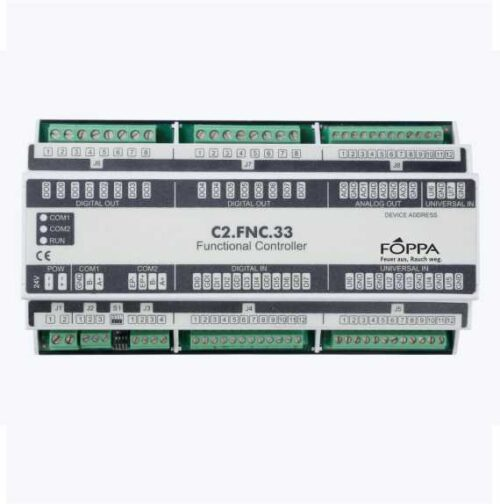 Funktionscontroller FNC33 - FOP-SPS-FNC33