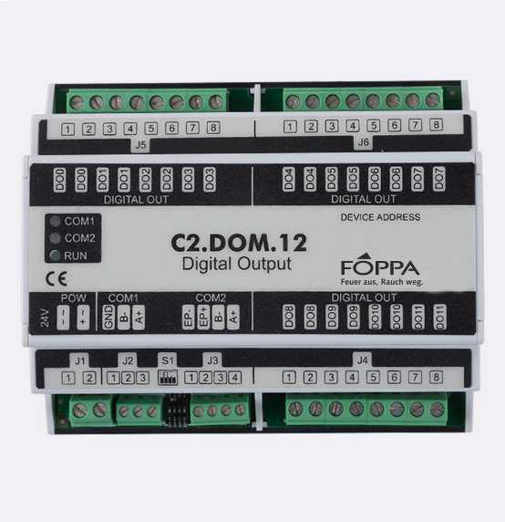 Ausgangscontroller DOM12