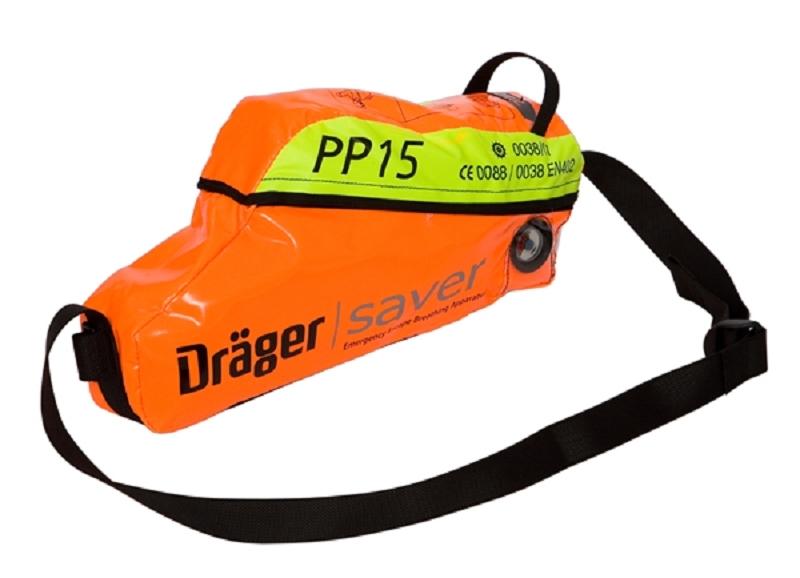 Druckluft- Fluchtgerät Dräger Saver PP