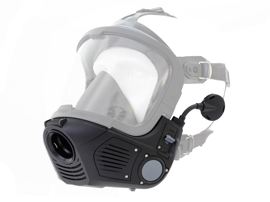 Atemschutzmaske FPS-COM 7000 mit S-fix