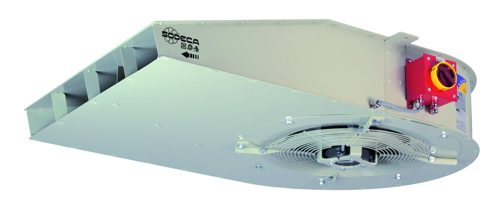 Jet-Ventilator CI