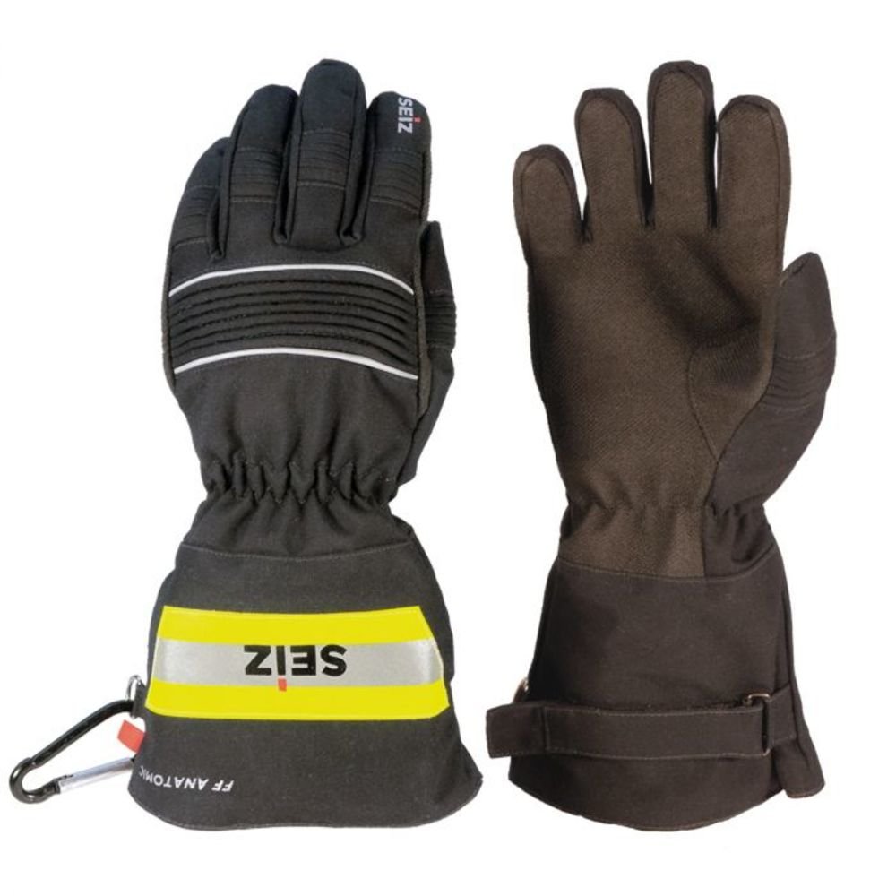 Einsatzhandschuh SEIZ® Fire-Fighter Anatomic