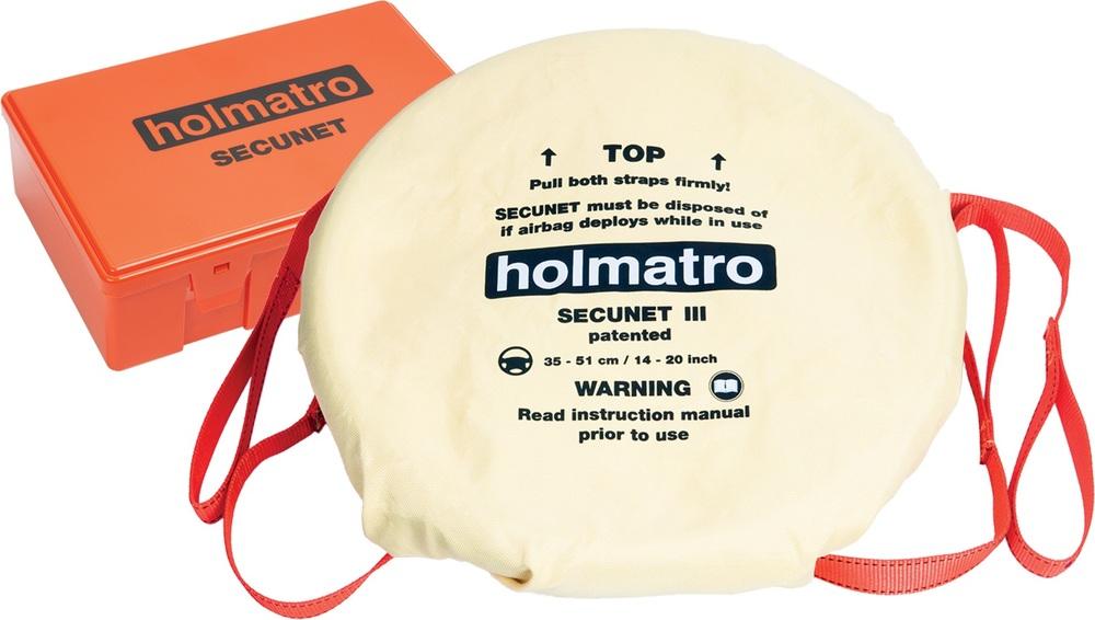 Airbagsicherung HOLMARTO Secunet III, Ø 35 – 51 cm