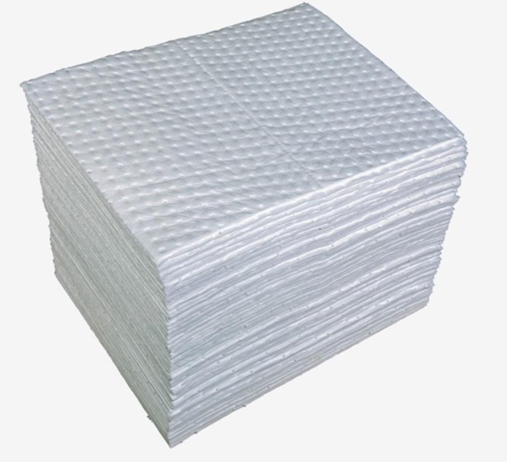 Schwimmfähige Ölbindevlies-Tücher 40 x 50 cm – Pack à 100 Stk.