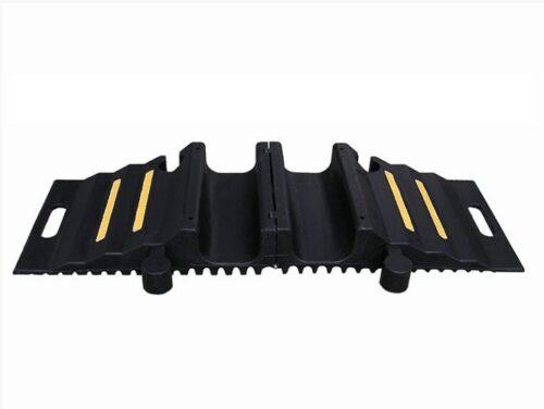 Faltbare Schlauchbrücke CROCODILE für 110 mm Schläuche