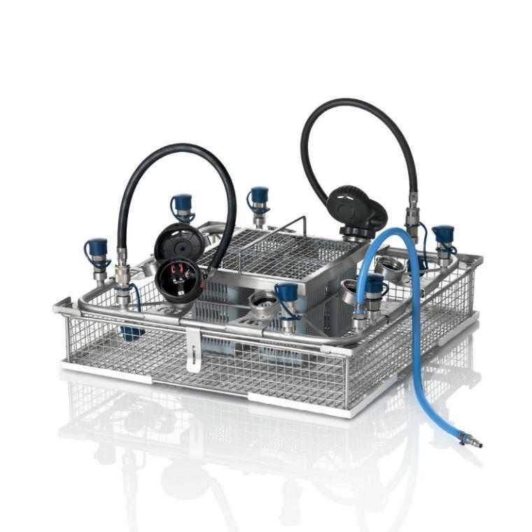Korbaufsatz für Lungenautomaten zu MEIKO TopClean M