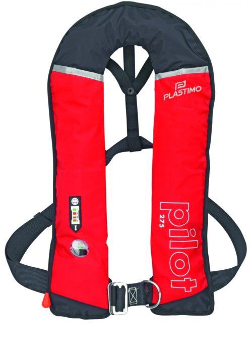 Schwimm- und Rettungsweste (automatisch aufblasbar) - 275 N
