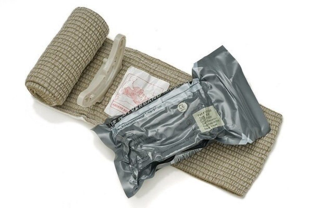 Spezial-Druckverband ARMEE (Israeli Bandage) – 10 cm