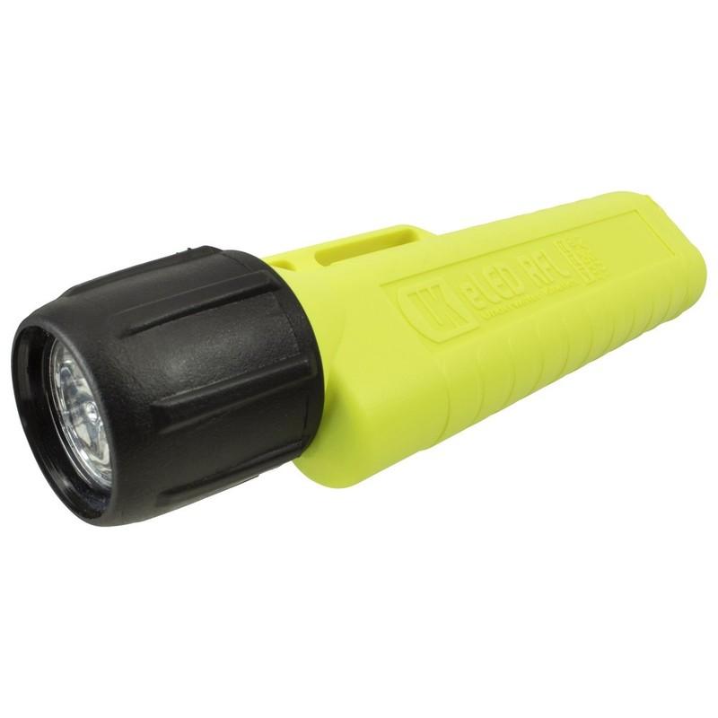 Helmlampe Typ UK 4AA eLED RFL-ES mit Frontschalter