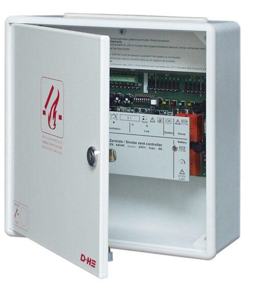 Zentralplatine RZN 4408-M, 8A, 2 Linien, 3 Gruppen AdComNet - ZP RZN 4408-M AdComNet