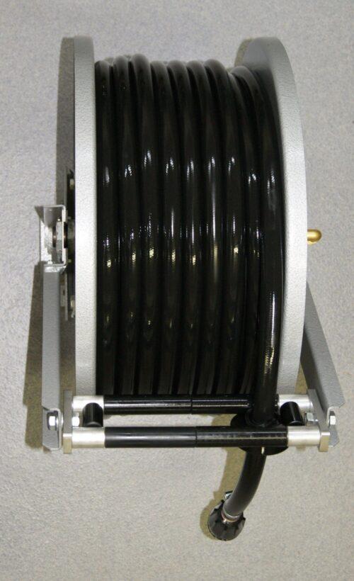 Federrückzughaspel INDUSTRIAL mit Vielzweckschlauch (19/27 mm)