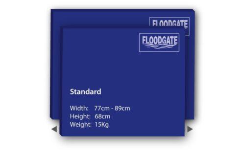 Floodgate-Türsperre