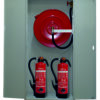 Feuerlöschposten VARIO-MAX beheizt mit 50 m Schlauch - AP, Wasserlöschposten