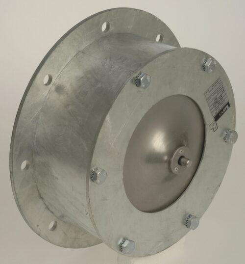 Überdruck-Explosionsschutzventil UeV-ESV 150